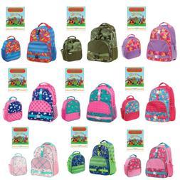Stephen Joseph All Over Print Boys Kids School Backpack and