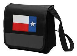 Texas Lunch Bag Shoulder Texas Flag Lunch Box