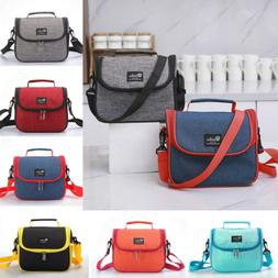 Thermal Insulated Mini Lunch Bag For Kids Boy Girl School Ad