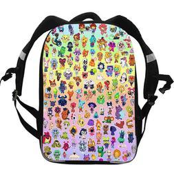 Undertale Backpack For Girls Boys Kids School Cusual FNAF Lu