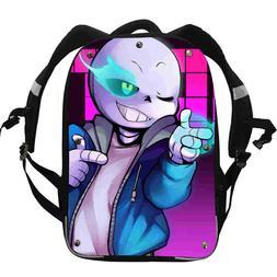 Undertale Backpack For Girls Boys Kids School Cusual UT Lunc